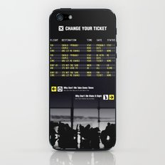 Change Your Ticket iPhone & iPod Skin