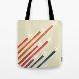 Aerial display (ver.2) Tote Bag