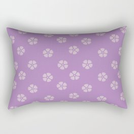 Pattern #4B Rectangular Pillow