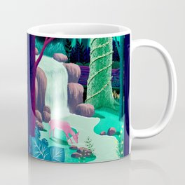 The Whispering Waters of Eventide Vale Coffee Mug