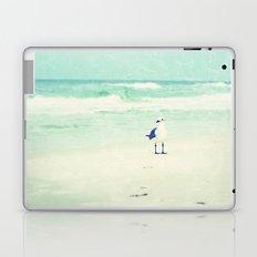 Seagull on the Beach  Laptop & iPad Skin