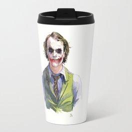 Heath Ledger (The Joker) Travel Mug