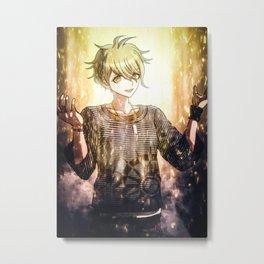 Danganronpa   Rantaro Amami Metal Print