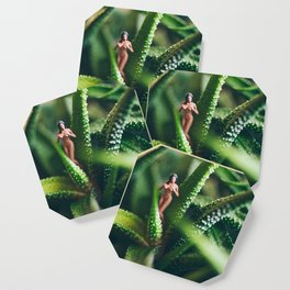 Soft Touch Coaster