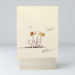 coffeemonsters 493 Mini Art Print