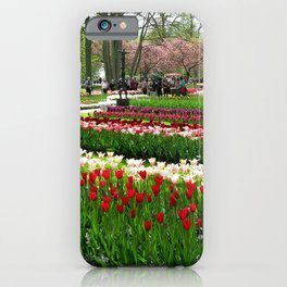 Keukenhof Tulip Festival, Holland iPhone Case