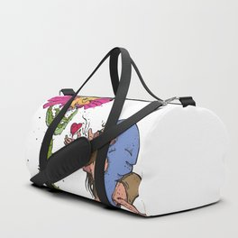 The Magic of Love Duffle Bag
