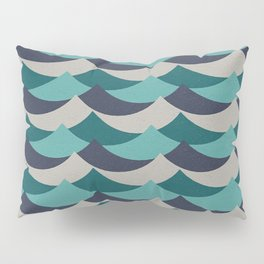 Waves Of Fun Pillow Sham