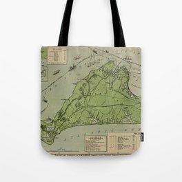 Martha's Vineyard 1913 Tote Bag