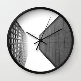 Downtown Winnipeg Wall Clock