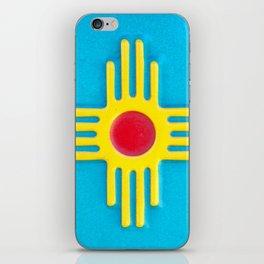 Zia Sun God  iPhone Skin