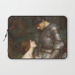 John William Waterhouse - Lamia Laptop Sleeve