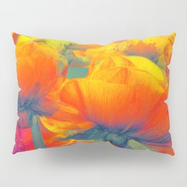 Floral abstract 95 Pillow Sham