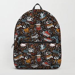 Brewed & Tattooed Backpack