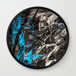 Areus, an abstract Wall Clock