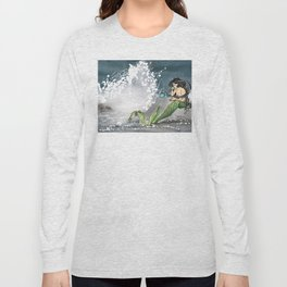 Shore break Long Sleeve T-shirt