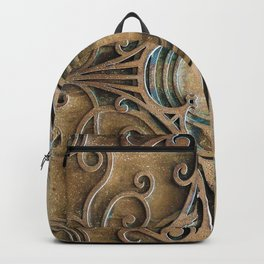 Architectural Details Backpack