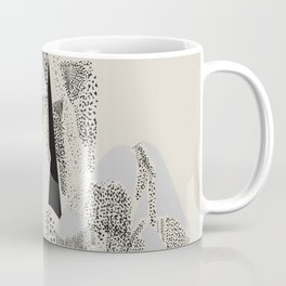 Dusty Mountain Coffee Mug