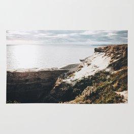 Lake Erie Cliff Rug