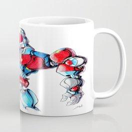 ROBOT MAN 1 Coffee Mug