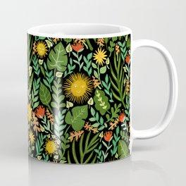 Sunshine Botanical - Dark Version Coffee Mug