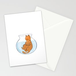 catfish Stationery Cards