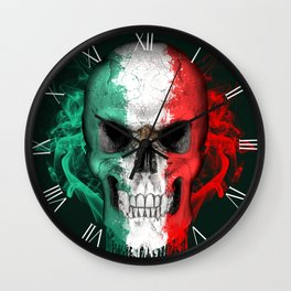 To The Core Collection: Mexico Wall Clock