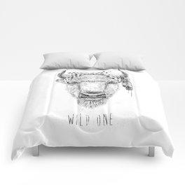 Wild one Comforters