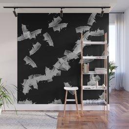 Broken Angels' Wings Wall Mural