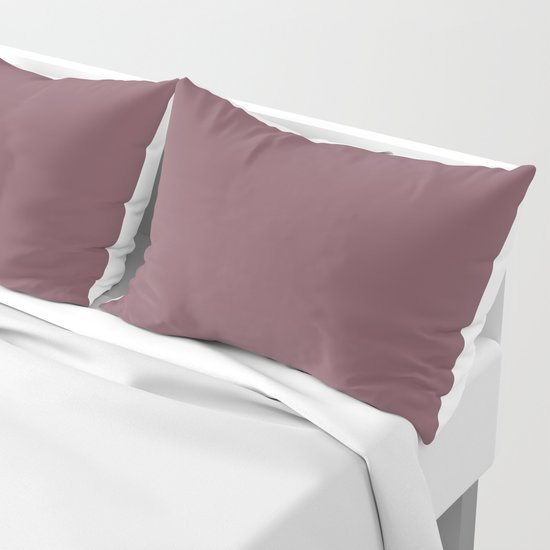 Solid Dull Purple Color by podartist