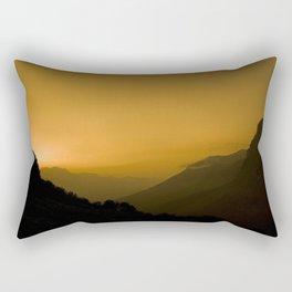 Cantabria mountains Rectangular Pillow