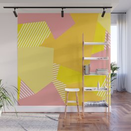 Peachy to the Max Wall Mural