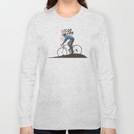 Cyclocross - Legends Erik De Vlaeminck Long Sleeve T-shirt