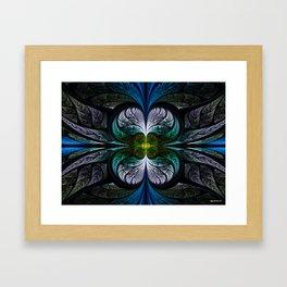Cloverleaves Framed Art Print