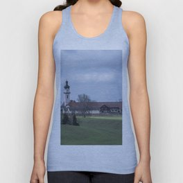 View on Peter and Paul church Laupheim-Germany Unisex Tank Top