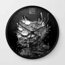 Tacenda B&W Wall Clock