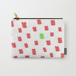 Gummy Bears Strawberry Flavor Carry-All Pouch
