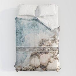 Summer Court Comforters