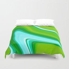 Abstract Fluid 13 Duvet Cover