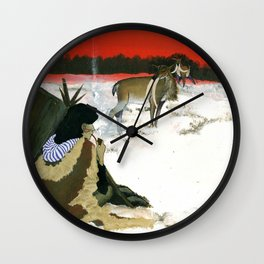Inuit Mythology: Chapter 1, part 3 Wall Clock
