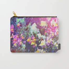 Garden Dragons Snap Carry-All Pouch