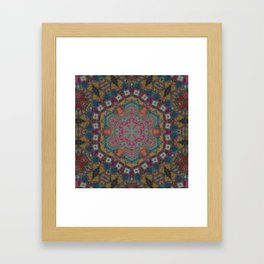 Patternistic 2 Framed Art Print