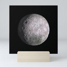 The Moon Dark Side HD Mini Art Print