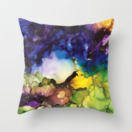 Cosmic Art 1 Throw Pillow
