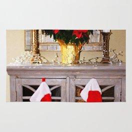 Holiday Indoor Display Rug