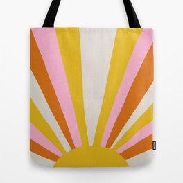 sunshine state of mind Tote Bag