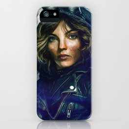 Selina Kyle iPhone Case