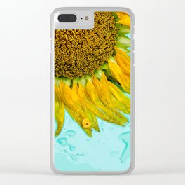 Flower Photography by Earl Richardson Clear iPhone Case