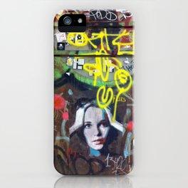 STREET ART #24 iPhone Case