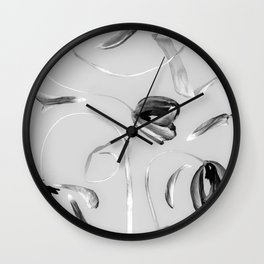 Withered #2 Wall Clock